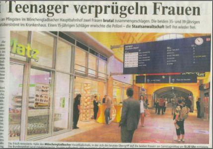 Rheinische Post verstößt gegen Pressekodex! (1/6)