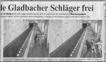 Rheinische Post verstößt gegen Pressekodex! (4/6)