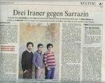 Drei Iraner: RP vom 5.10.2012