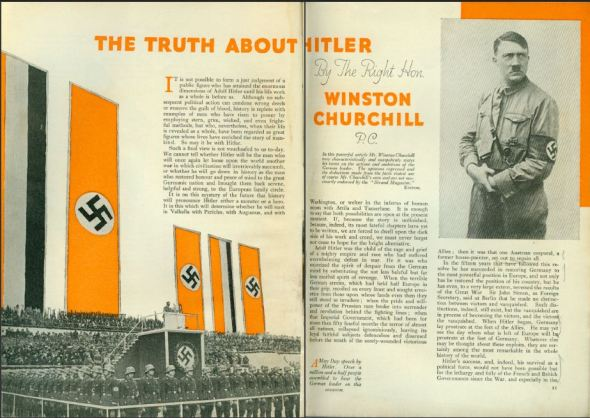 The Truth about Hitler Page 10-11