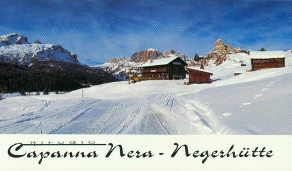 Negerhütte in Südtirol