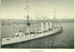 Seiner Majestät Schiff Emden