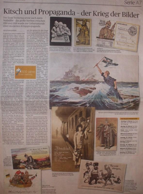 Kitsch und Propaganda - der Krieg der Bilder RP vom 11.2.2014