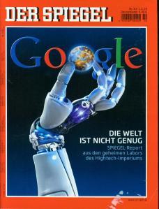 Google im Spiegel