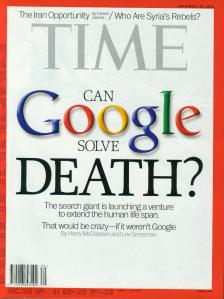 Google: Herrscher über Leben und Tod?