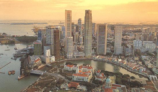 Singapur heute